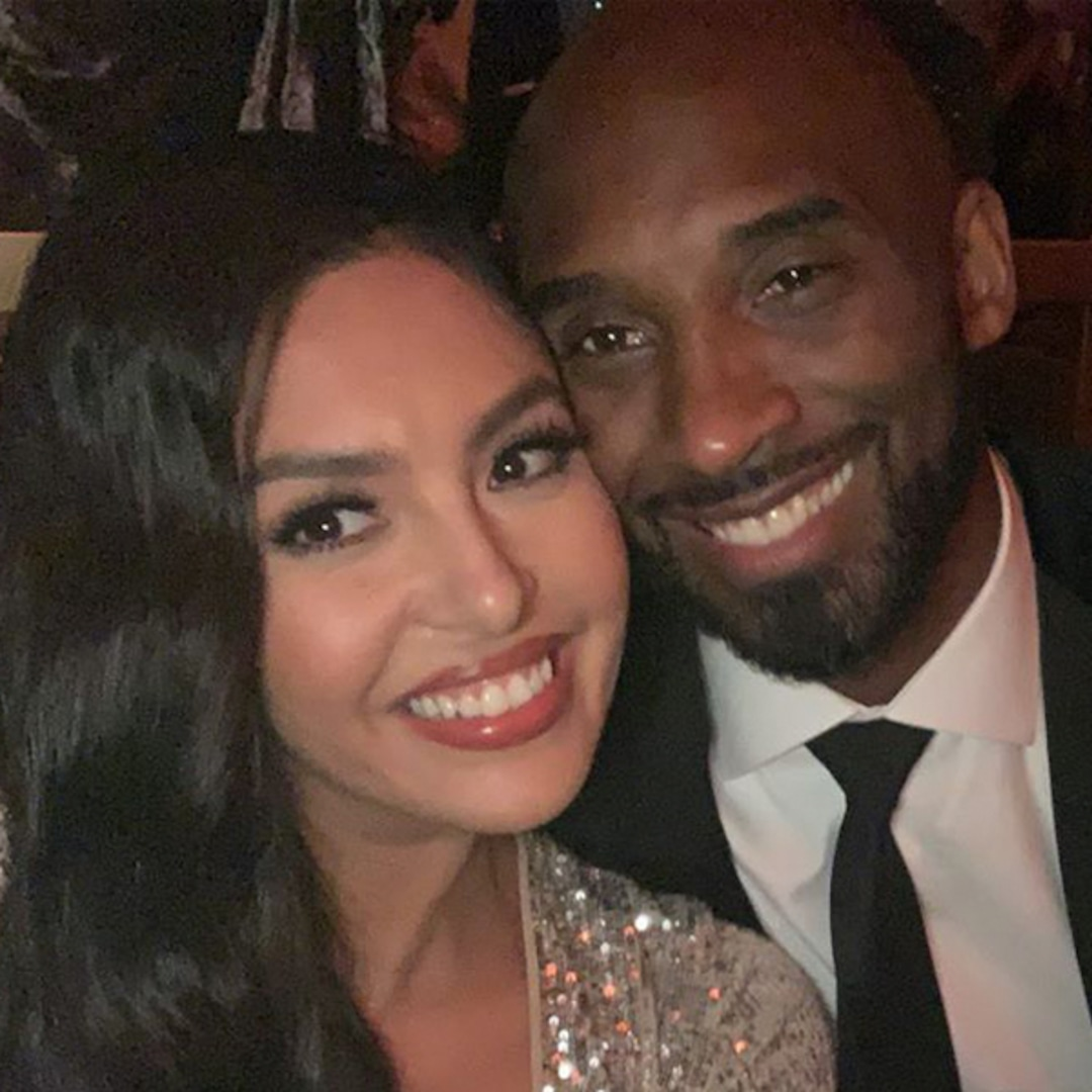 Vanessa Bryant Honors Kobe Bryant On Family's First Father's Day Without Him