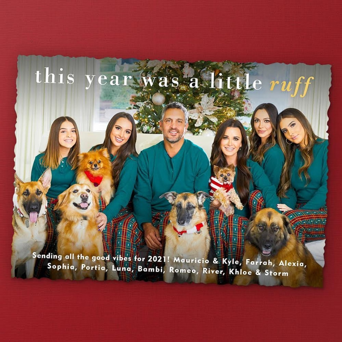 Photos From Celebrity Christmas Cards E Online