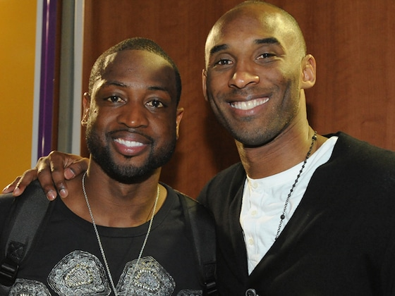 Dwyane Wade Shares His Favorite Off-the-Court Kobe Bryant Memory