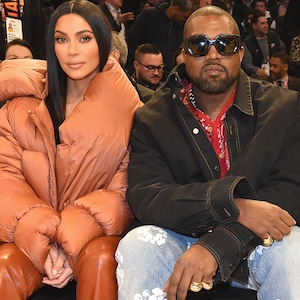 Kim Kardashian, Kanye West, J Cole