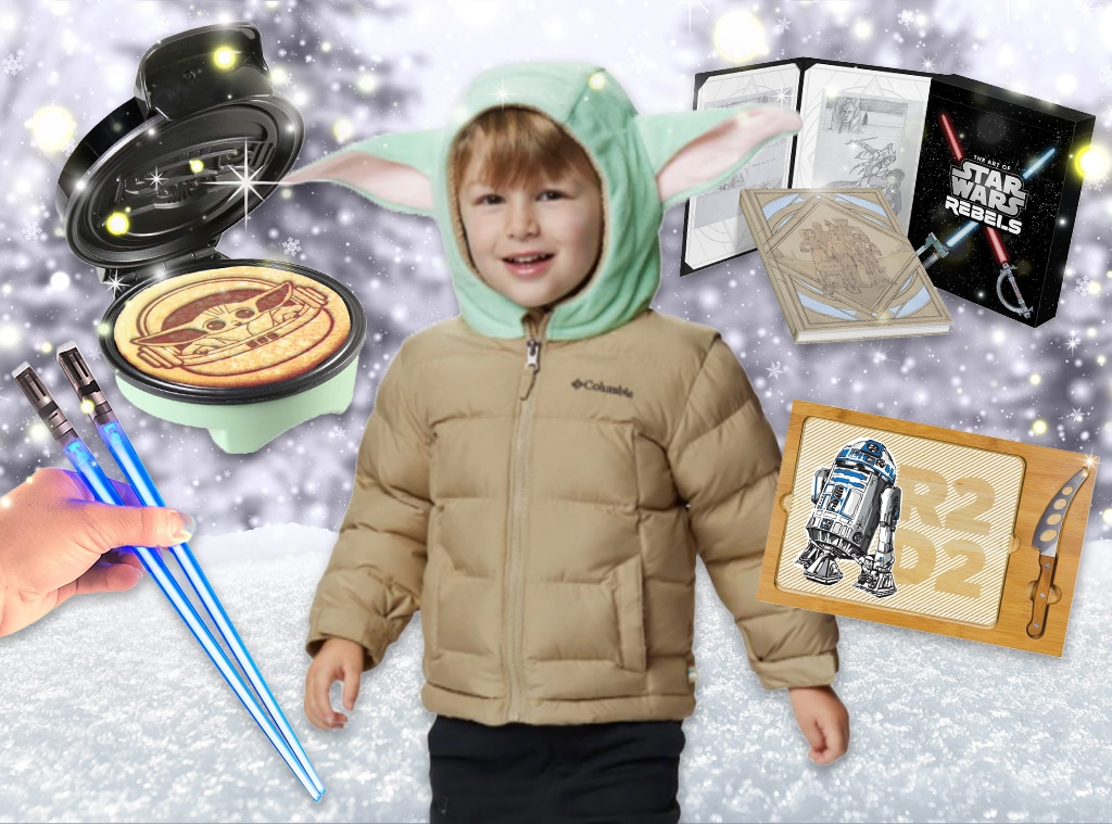 E-comm: Star Wars Holiday Gift Guide