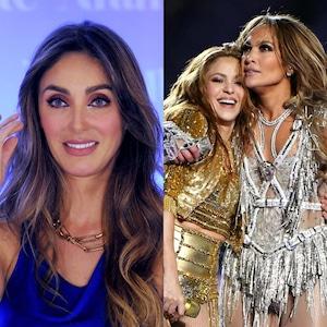 Anahi, Shakira, Jennifer Lopez