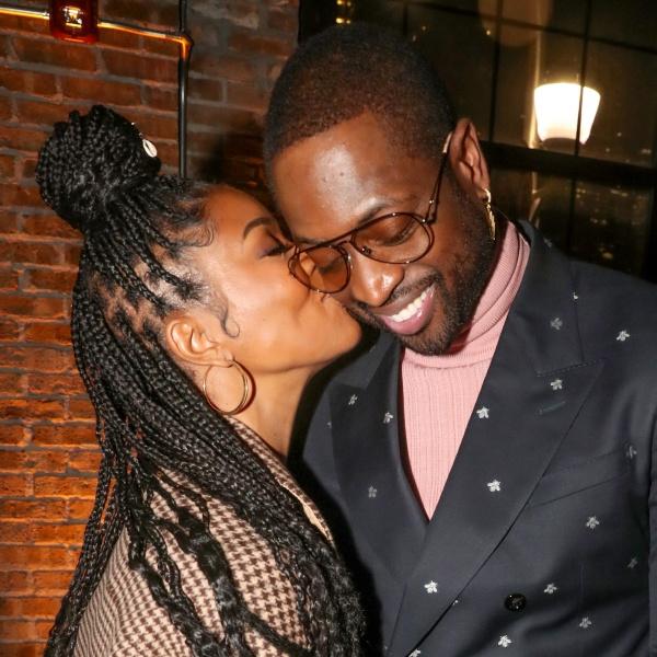 Dwyane Wade & Gabrielle Union Role-Play To Keep Their Romance Fresh