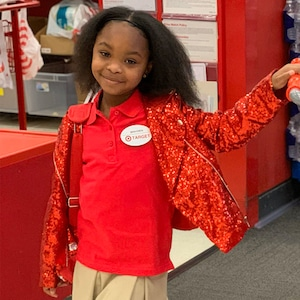 Target Birthday Girl