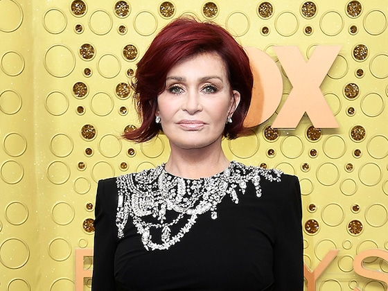 """You Have to See Sharon Osbourne's Hair """"Transformation"""" 18 Years in the Making"""