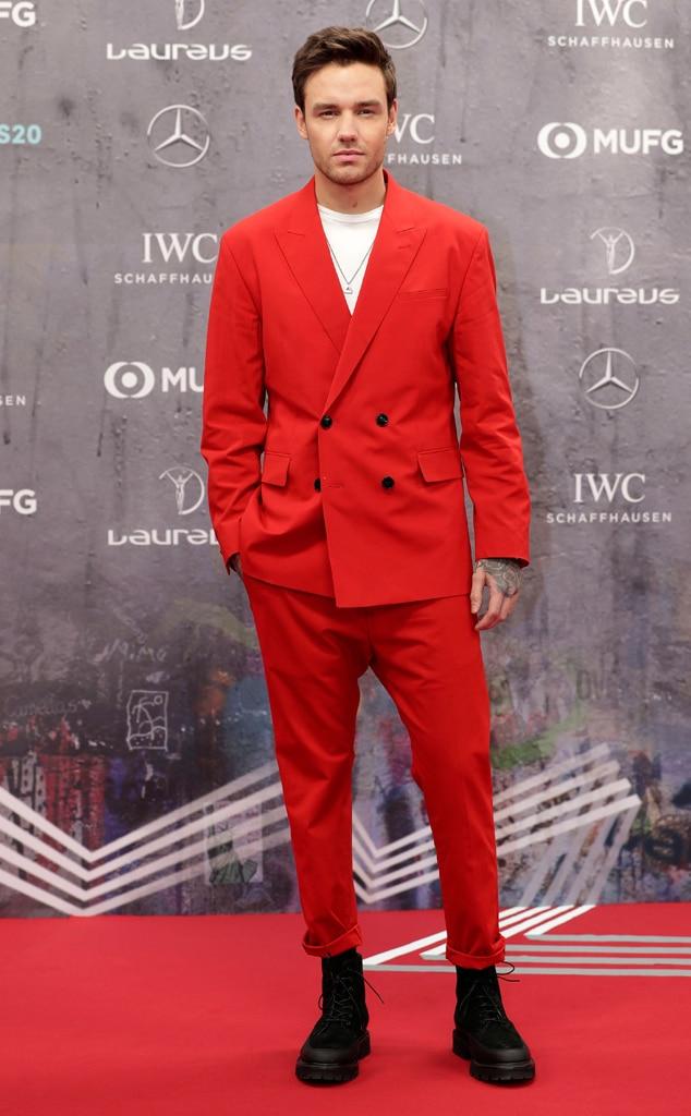 Liam Payne, WTF Widget