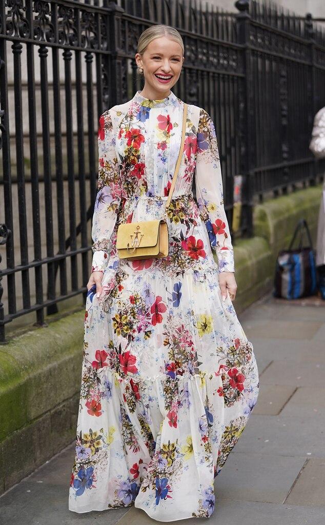 Street Style Fall 2020 Fashion Week Widget, Victoria Magrath