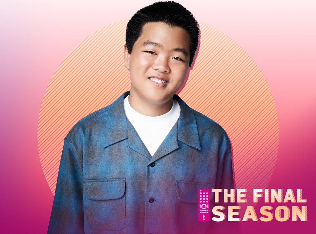 Hudson Yang, The Final Season, Fresh Off The Boat