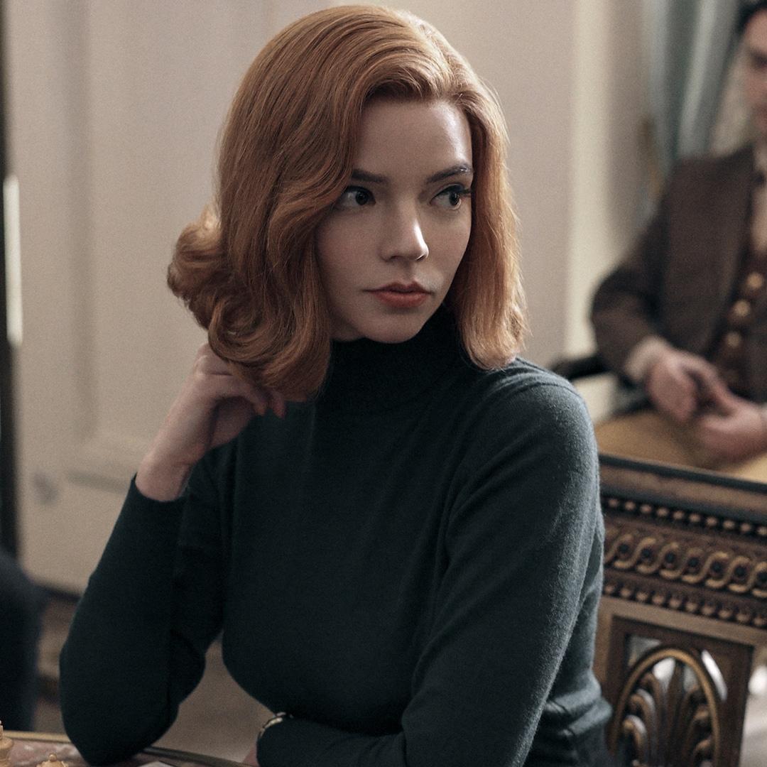 Joy anya split taylor BAFTA Nominee