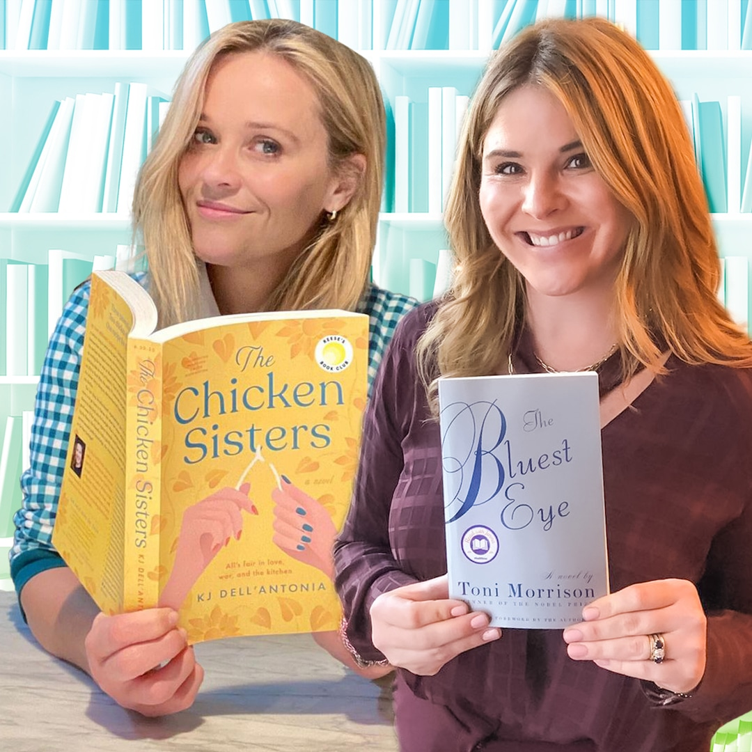 December 2020 Celeb Book Club Picks From Reese Witherspoon, Jenna Bush Hager & More