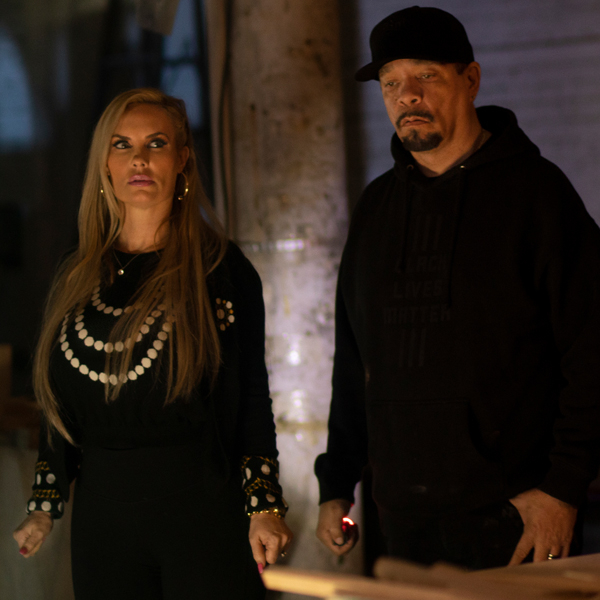 See Ice-T Confront Paranormal Past on Celebrity Ghost Stories