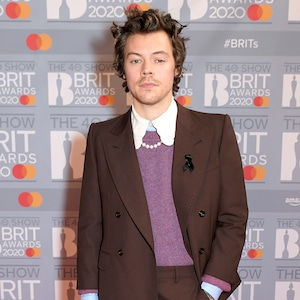 Harry Styles, The BRIT Awards 2020