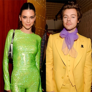 Kendall Jenner, Harry Styles, 2020 Brit Awards After Party