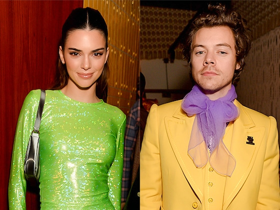 Kendall Jenner and Harry Styles Reunite at 2020 Brit Awards After-Party