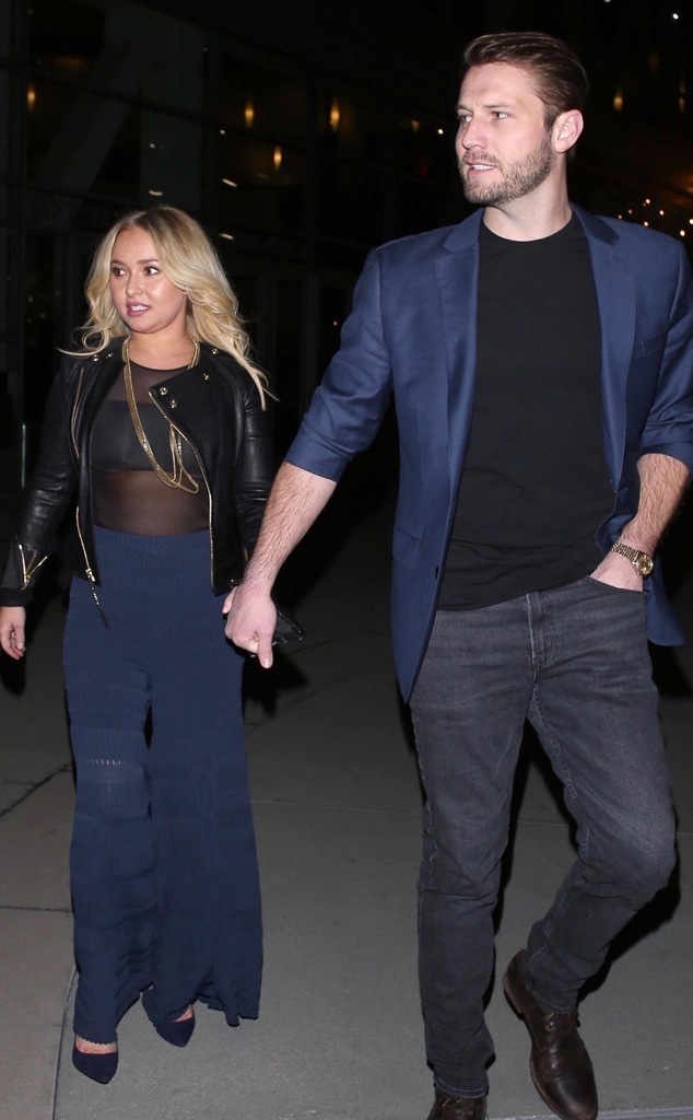 Hayden Panettiere Is Dating Brian Hickerson After Wladimir
