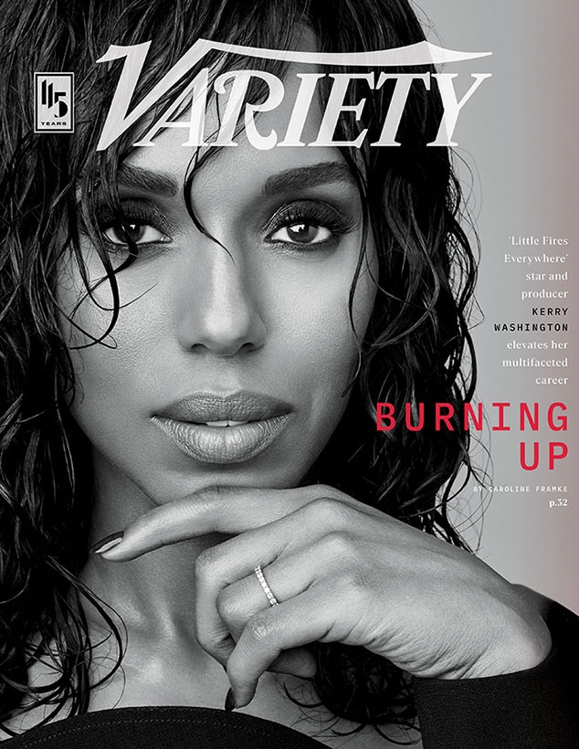 Kerry Washington, Variety
