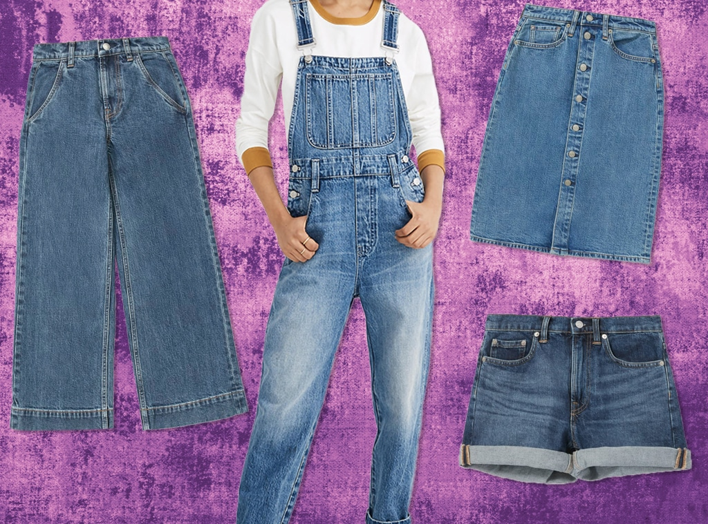 Ecomm: Spring 2020 Denim You Need
