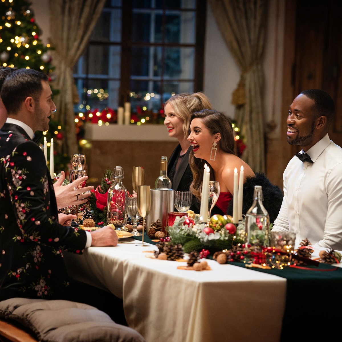 Every Burning Question About 12 Dates of Christmas Answered