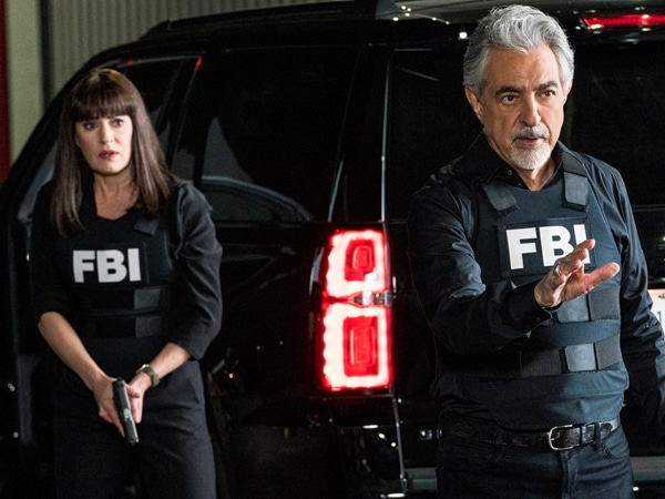 <i>Criminal Minds</i> Series Finale Does Some Reminiscing Before Breaking Up the Team
