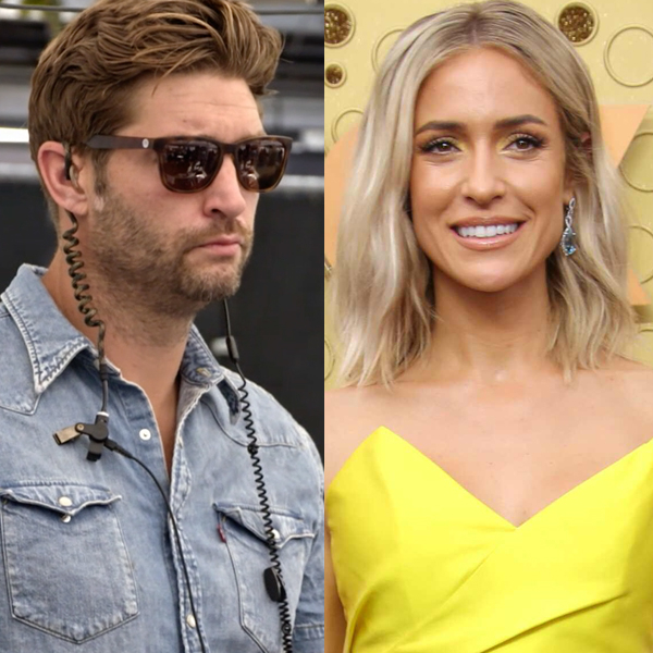 See Jay Cutler Adorably Play Producer During Kristin Cavallari's Emmys Prep