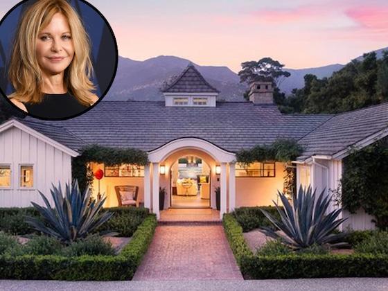 Go Inside Meg Ryan's New $5 Million Montecito Home