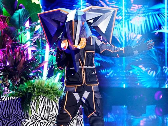 <i>The Masked Singer</i> Unmasks the Elephant