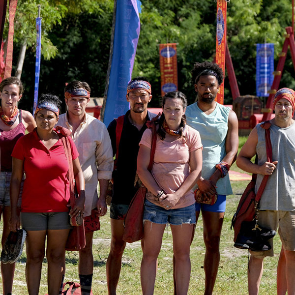 Boston Rob Tries a New Idol Strategy on Survivor - E! NEWS
