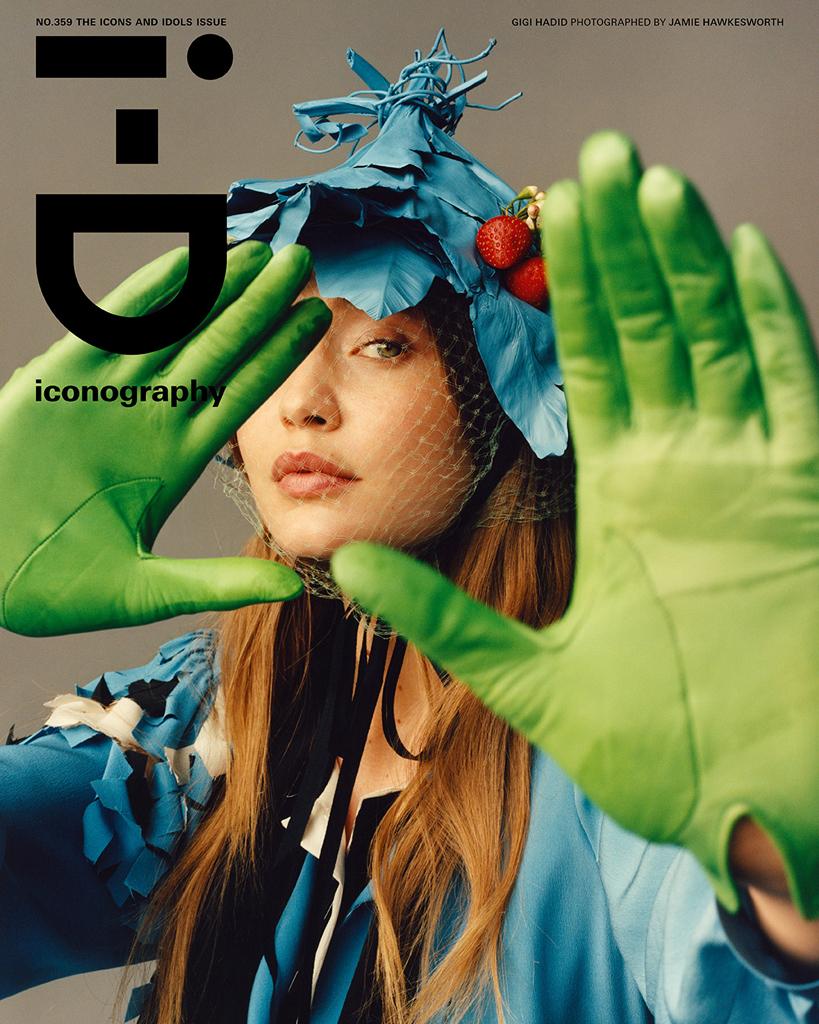 Gigi Hadid, i-D magazine