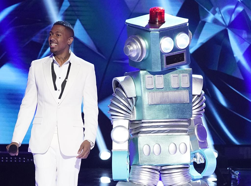 The Masked Singer, Robot