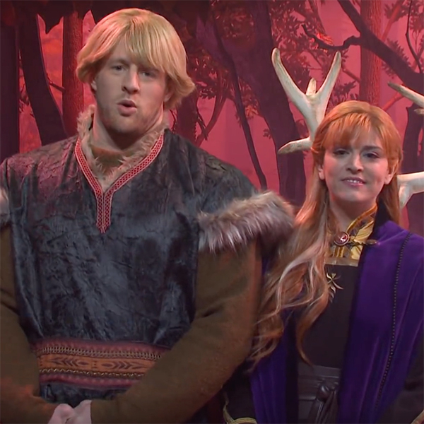 J.J. Watt Parodies Frozen II and The Bachelor on SNL