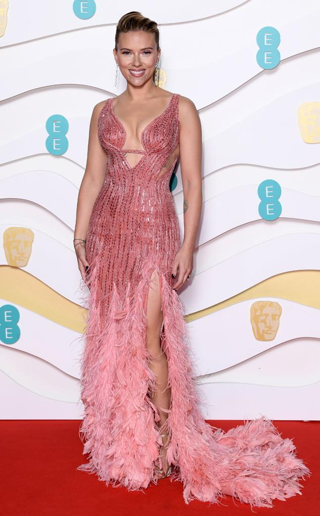 Scarlett Johansson, BAFTA Awards