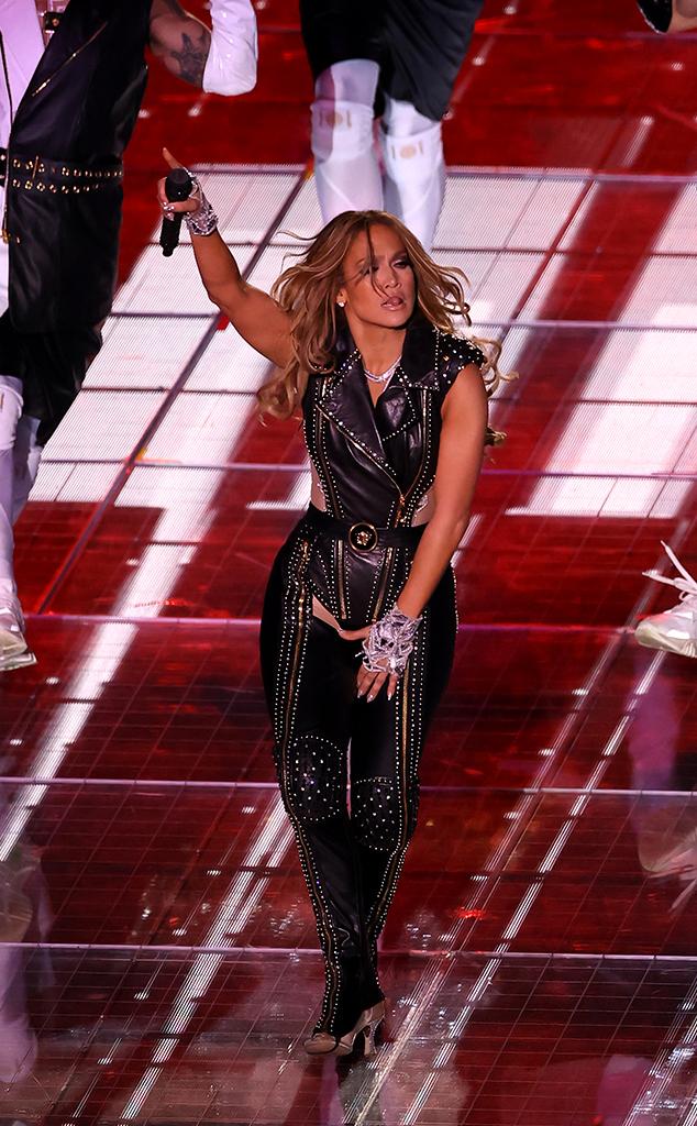 Jennifer Lopez - Super Bowl 2020 Halftime Show
