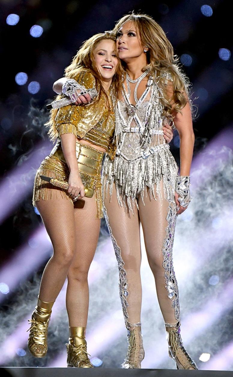 Jennifer Lopez, Shakira - Super Bowl 2020 Halftime Show