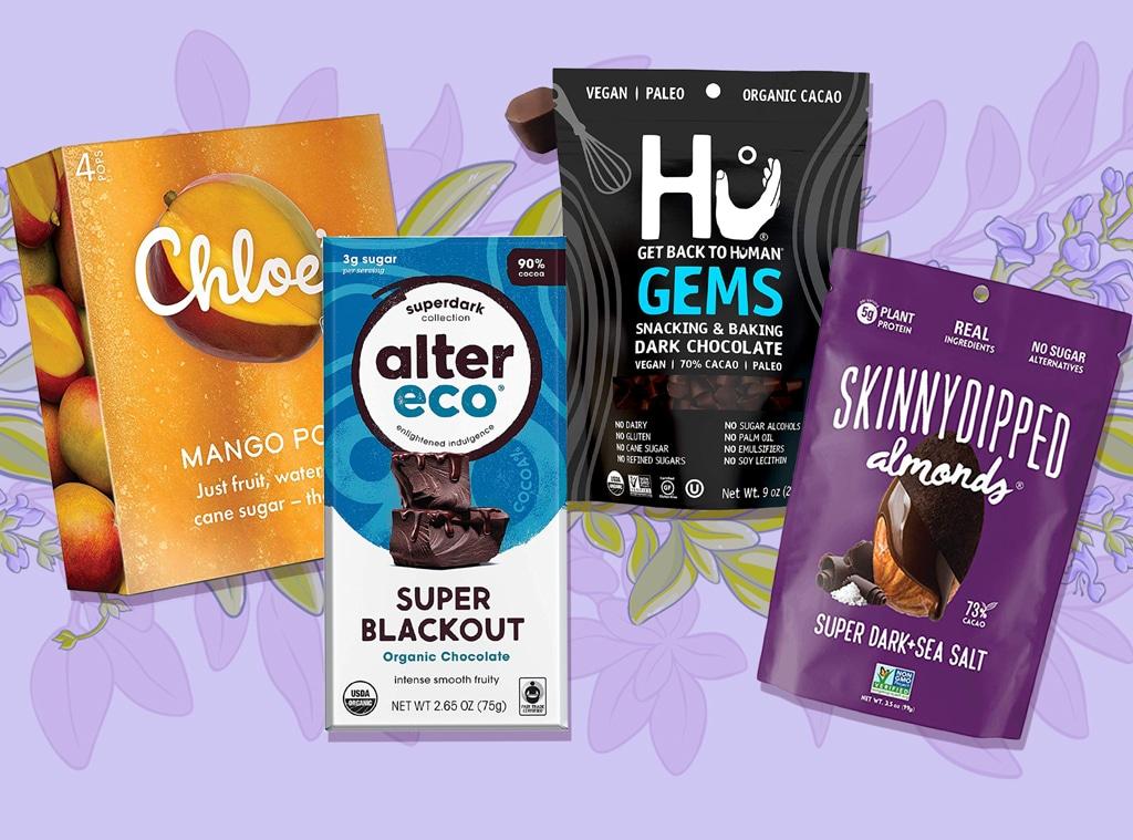 E-Comm: 15 Vegan Snacks