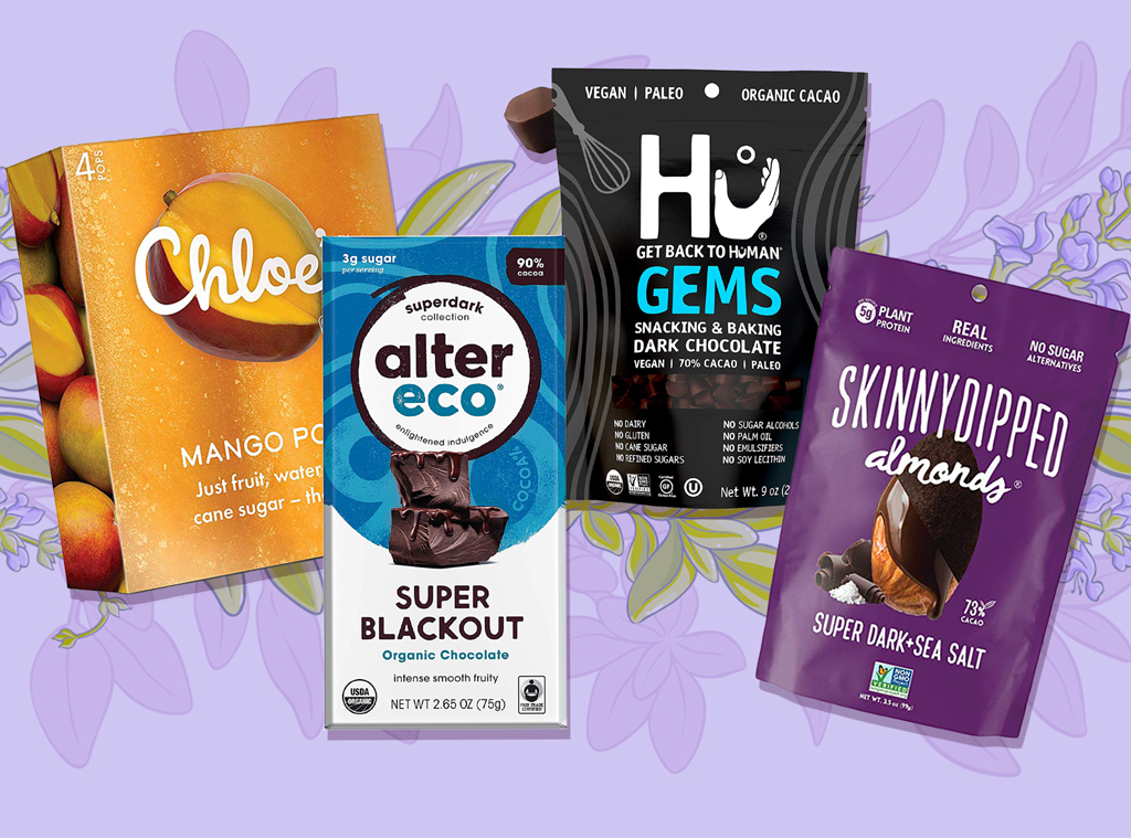 E-Comm: 15 Vegan Snacks