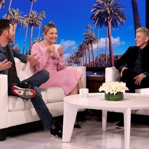 Kate Hudson, Oliver Hudson, Ellen DeGeneres