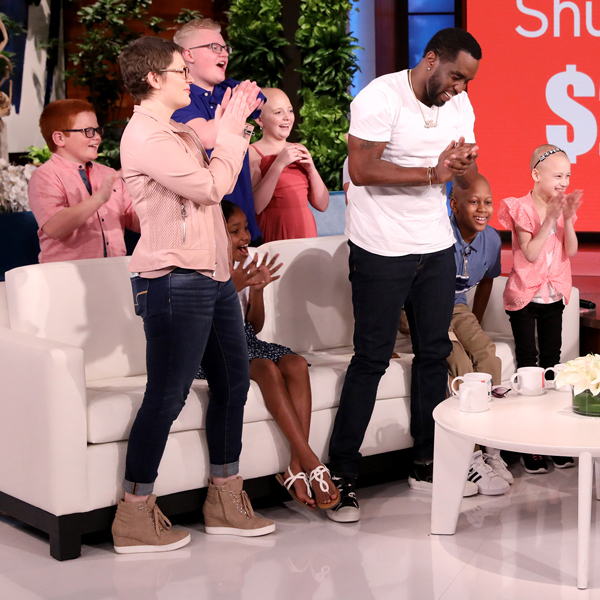 Diddy Surprising Young Fans Battling Cancer Will Make You Tear Up