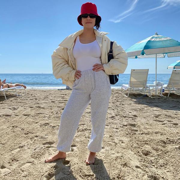 Inside Kourtney Kardashian's Dreamy California Weekend With Her Kids