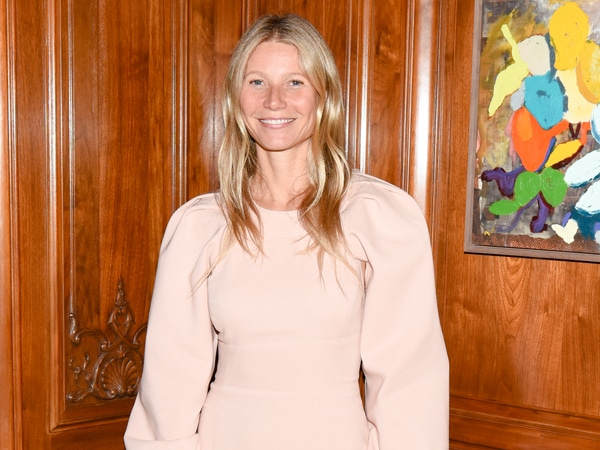 Gwyneth Paltrow Hosts Makeup-Free Dinner With Kate Hudson, Demi Moore and More
