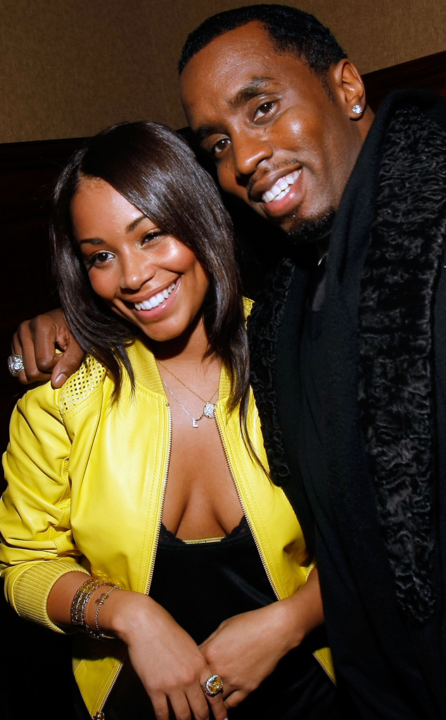 Lauren London, Sean Diddy Combs