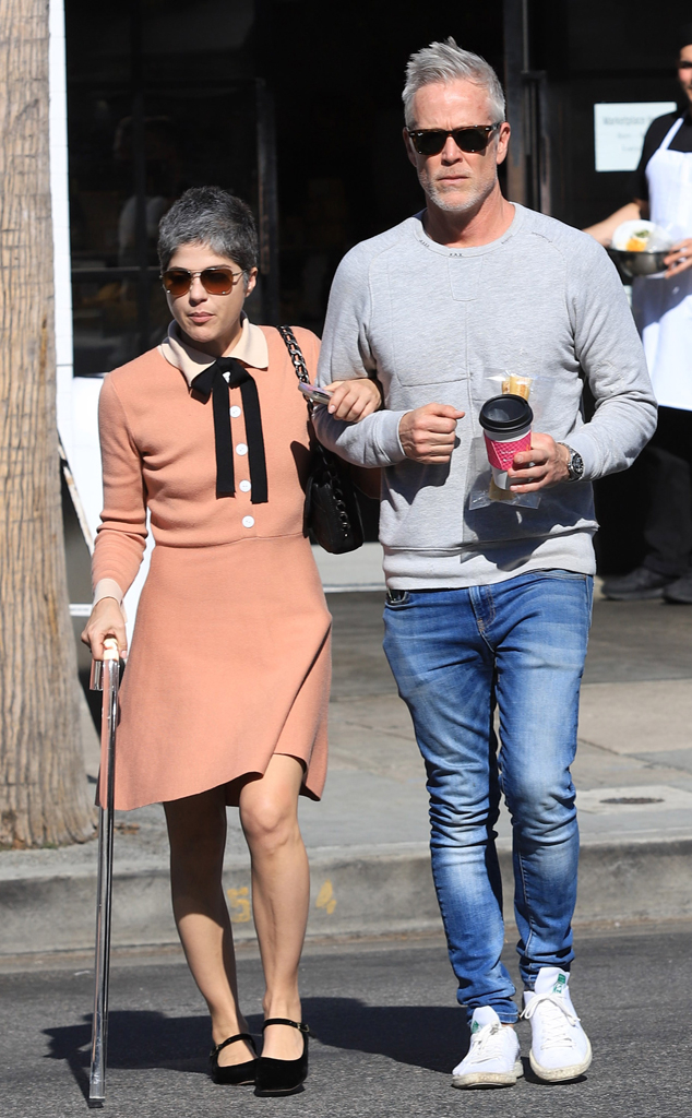Selma Blair & David Lyons from The Big Picture: Today's Hot Photos