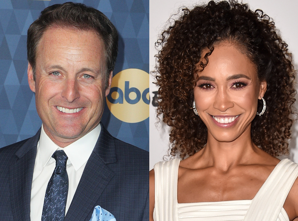 Chris Harrison, Sage Steele