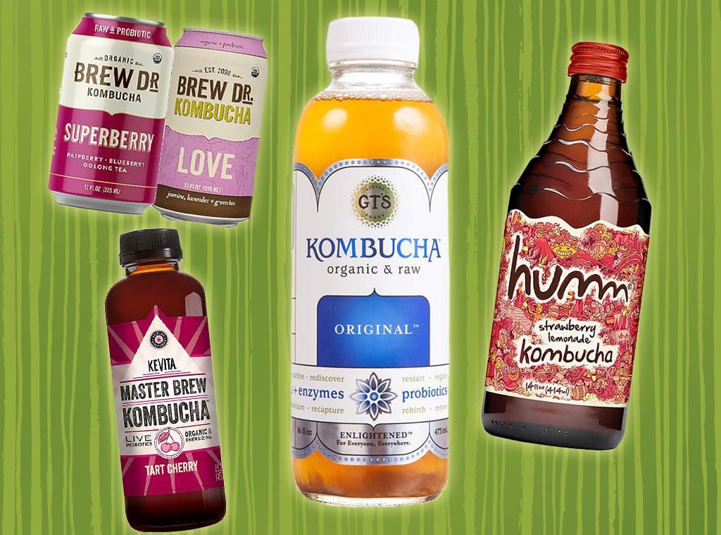 Ecomm: Celebrate World Kombucha Day With These Kombucha Drinks