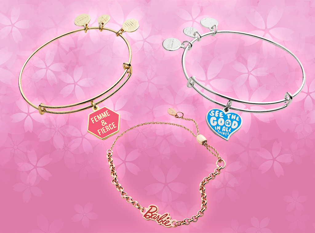 Ecomm: Alex and Ani Barbie Collection