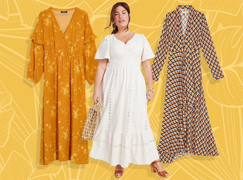 Ecomm: Maxi Dresses You Need Now