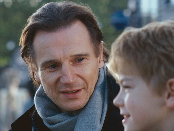 Liam Neeson Absolutely Refuses to Watch <i>Love Actually</i>