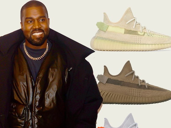 Where to Buy Kanye West + Adidas' Yeezy Boost 350 v2 Sneakers Before They Sell Out!