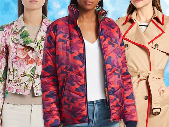 Go From Cozy to Cool With These 15 Transitional Jackets
