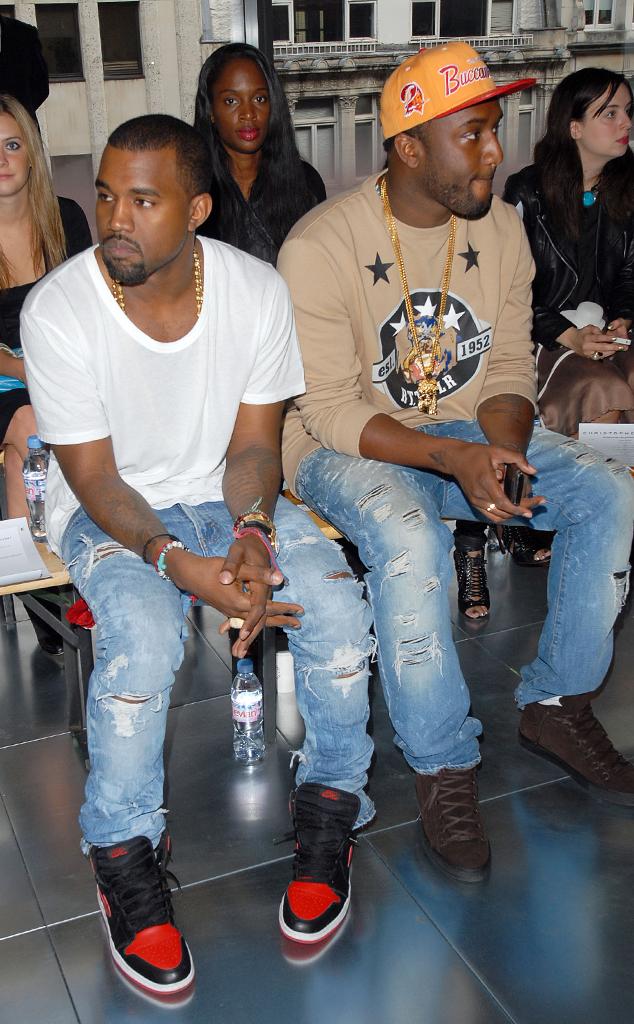 Kanye West, Virgil Abloh, 2011