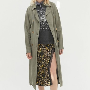 Ecomm: Winter-spring transitional jackets